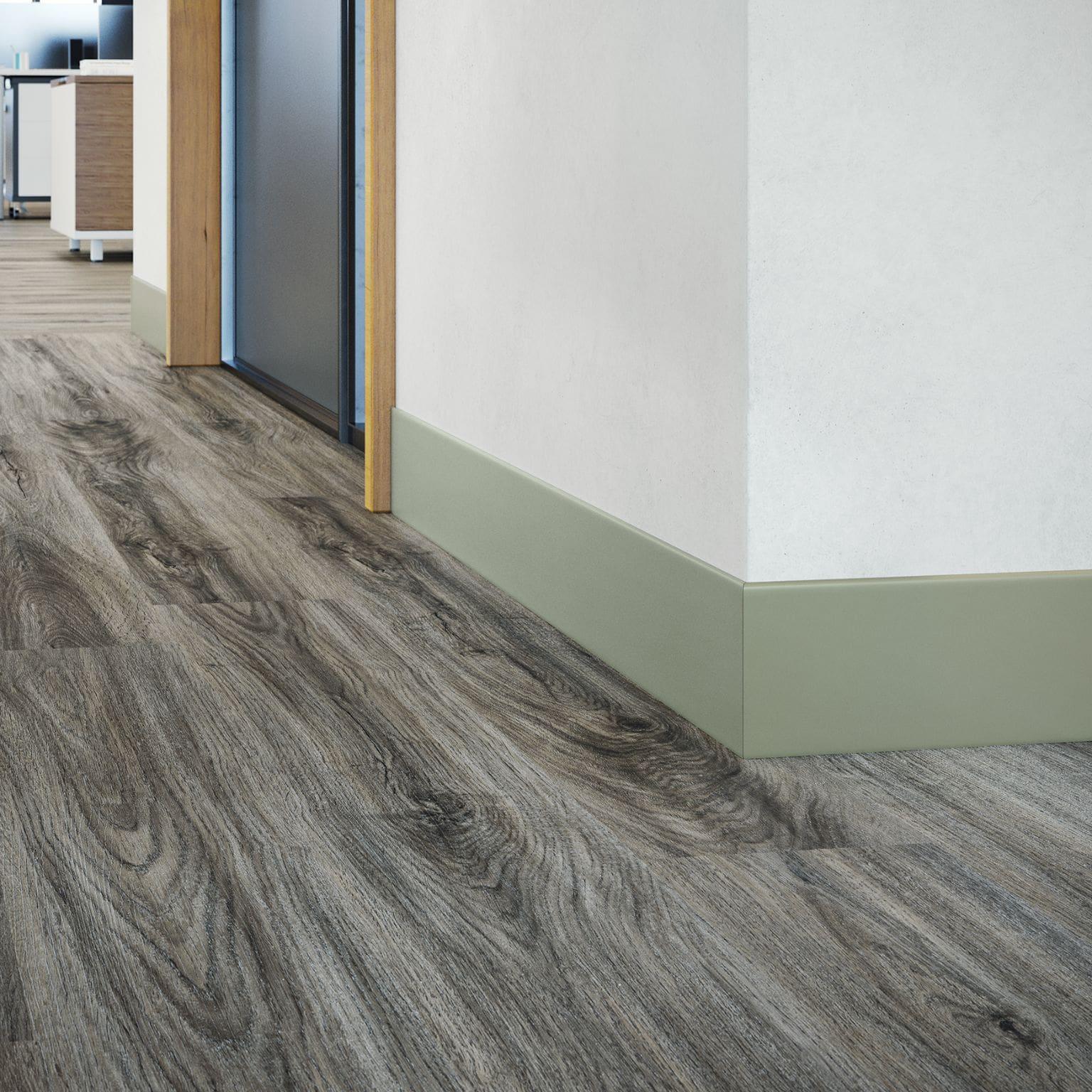 Mannington Flooring Edge Effects rubber wall base