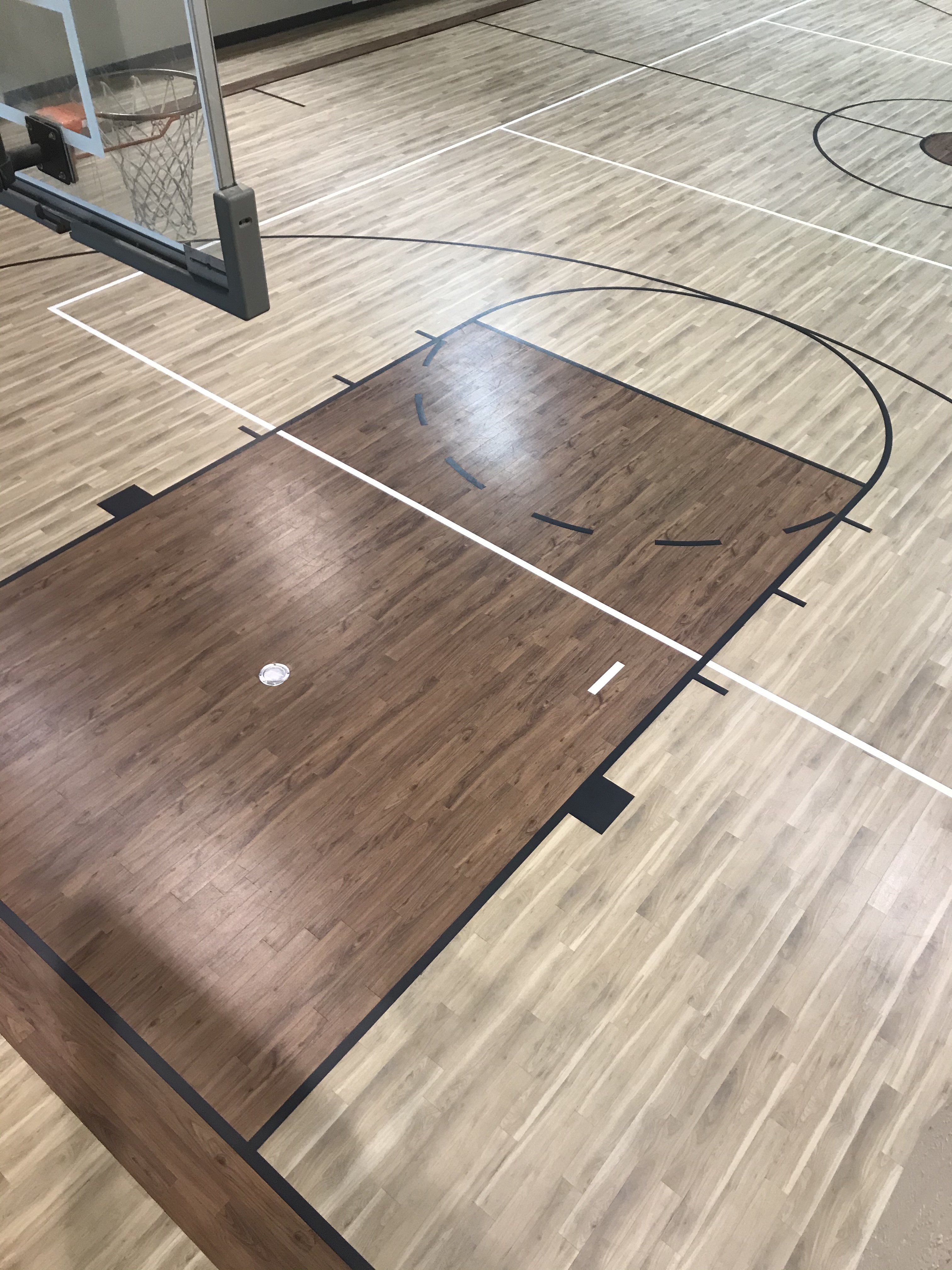 What Is The Best Flooring For A Basketball Court