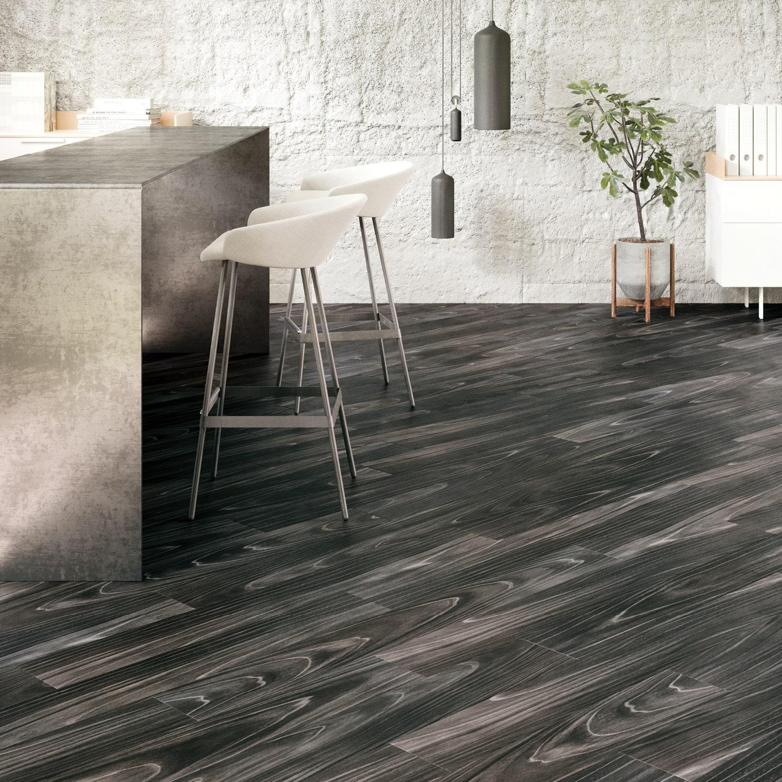 Mannington Commercial LVT Dark Wood Grain PortlandLVT_RoomScenes_1536x1536_0_02_Flume-Copperpot-min