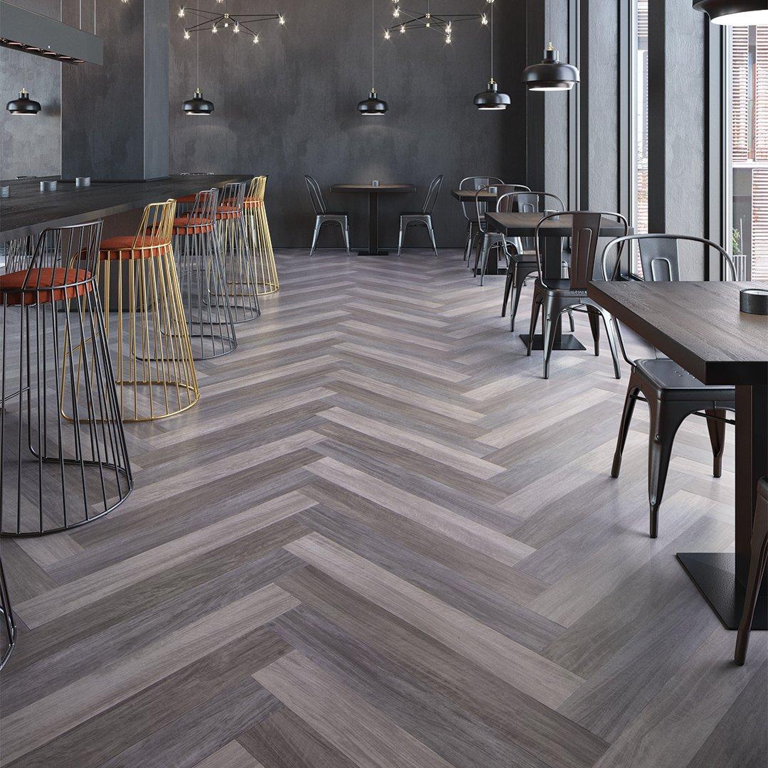 Mannington Select LVT Flooring  Vintage Walnut Cafe